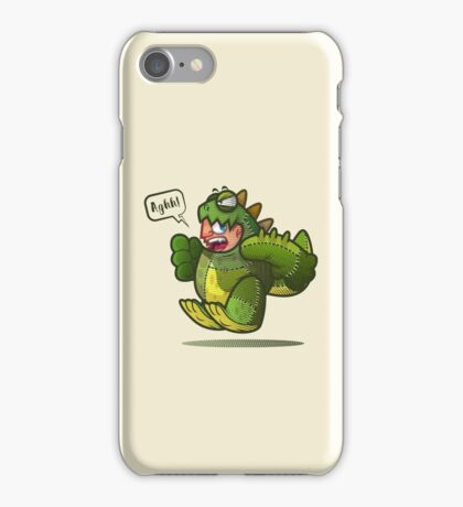 Monster Suit iPhone Case/Skin