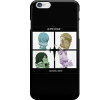 KILL LA GORILLAZ iPhone Case/Skin