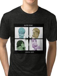 KILL LA GORILLAZ Tri-blend T-Shirt