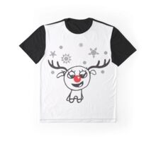 baby Reindeer Graphic T-Shirt