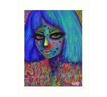 V Art Print