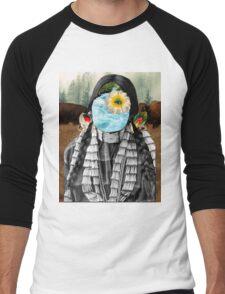 Water Protector Men's Baseball ¾ T-Shirt