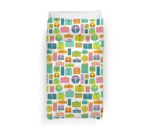 Present, gifts pattern Duvet Cover