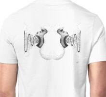 Shouting Back - B&W Unisex T-Shirt
