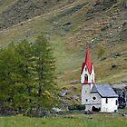 Heilig Geist Kapelle by Arie Koene