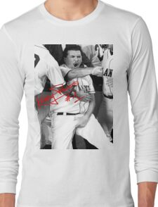 Kenny Powers #1 Long Sleeve T-Shirt