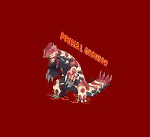 Primal Groudon (Pokemon Omega Ruby) by Kiuuby