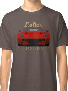 Italian luxury Classic T-Shirt