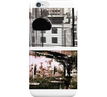 Scenes from 1980's Berlin iPhone Case/Skin
