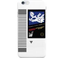 Nes Cartridge: Pokemon Alpha Sapphire iPhone Case/Skin