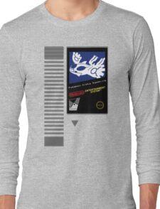 Nes Cartridge: Pokemon Alpha Sapphire Long Sleeve T-Shirt