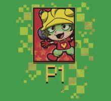P1 One Piece - Short Sleeve