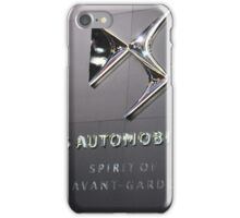 DS Automobiles iPhone Case/Skin