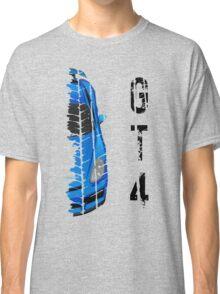 Porsche cayman GT4 (light blue) Classic T-Shirt