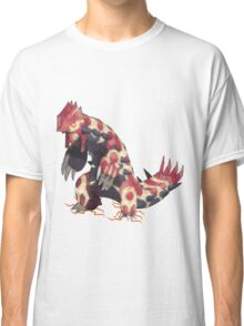 Only Primal Groudon (Pokemon Omega Ruby) Classic T-Shirt