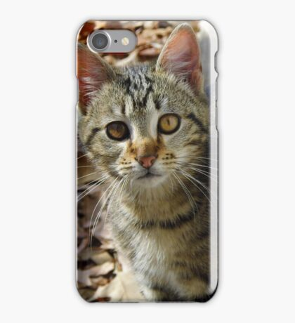 Here I Am!!! iPhone Case/Skin