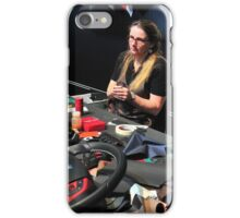 Citroen DS Hand Stitching iPhone Case/Skin