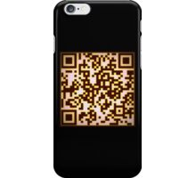 QR Code iPhone Case/Skin