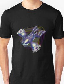 PolygonArt: Primal Kyogre (Pokemon Alpha Sapphire) T-Shirt