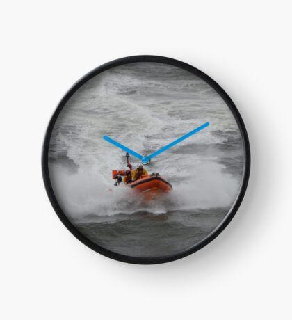 Inshore Lifeboat Clock