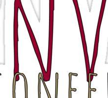 Denver Pioneers Sticker