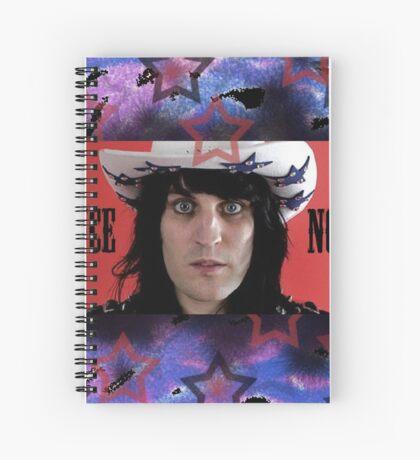 Vince Noir Spiral Notebook
