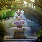 Sounds of Tranquility - Airlie Gardens by Karen L Ramsey