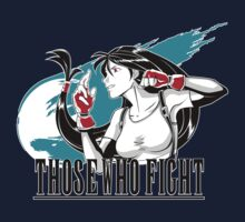 Those Who Fight One Piece - Short Sleeve