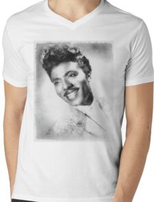 Little Richard, Singer Mens V-Neck T-Shirt