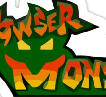 The Bowser Monster's Sticker