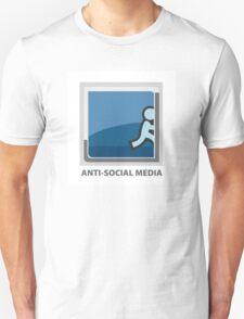 Anti-Social Media Unisex T-Shirt