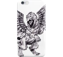 Mythical Griffin iPhone Case/Skin