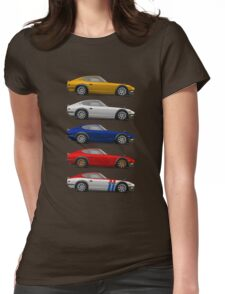 Datsun Fairlady 240Z Womens Fitted T-Shirt
