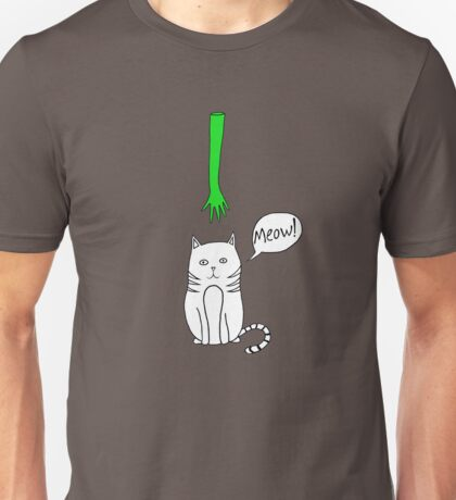 Little kitten Unisex T-Shirt