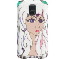 The Last Unicorn, The Lady Amalthea Samsung Galaxy Case/Skin