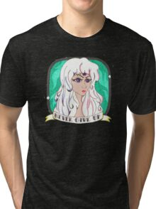 The Last Unicorn, The Lady Amalthea Tri-blend T-Shirt