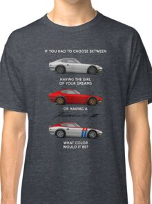 If you had to choose Classic T-Shirt