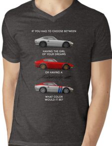 If you had to choose Mens V-Neck T-Shirt
