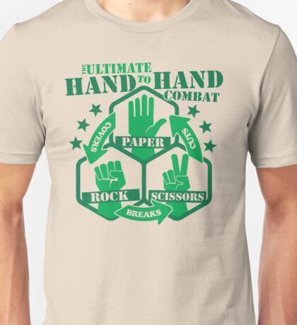 Hand to Hand Combat Unisex T-Shirt