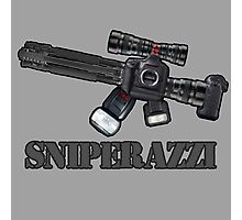 Sniperazzi Photographic Print