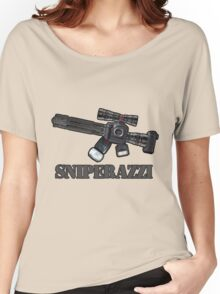 Sniperazzi Women's Relaxed Fit T-Shirt