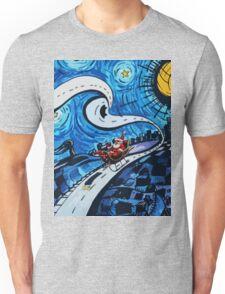 santa clause happy  Unisex T-Shirt