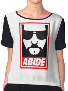 the legend big lebowski Chiffon Top