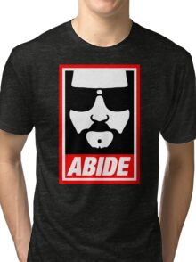 the legend big lebowski Tri-blend T-Shirt