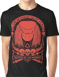 The Skull Collector - Predator Graphic T-Shirt