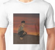 Z - Off where the wind blows. Unisex T-Shirt