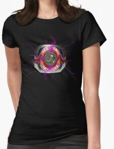 It's Morphin Time - MASTODON! Womens Fitted T-Shirt