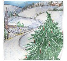 Beauty Bank Christmas at Christmas Poster