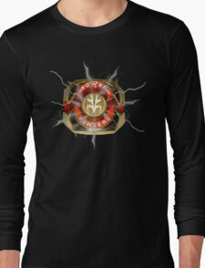 It's Morphin Time - TIGERZORD! Long Sleeve T-Shirt