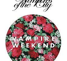 Vampire Weekend by Caitlin Aboud